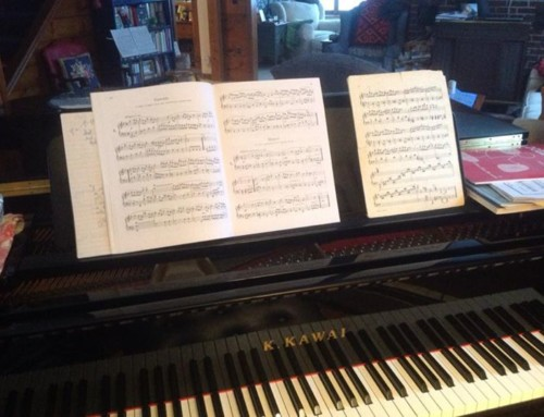 Bach, Practice, and a 300-year-old Love Letter